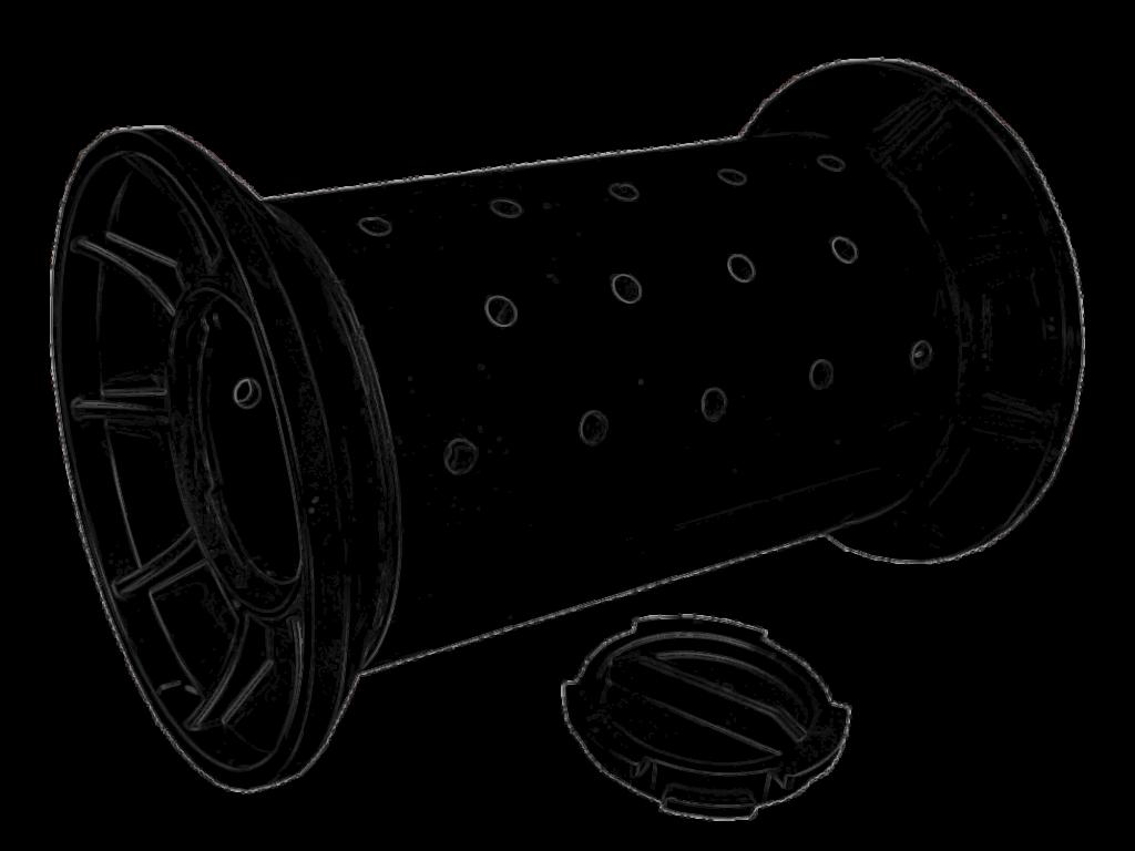 Krmný buben